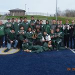 Men's Track wins Oxford Invitational!