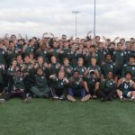 Men's Track and Field Team completes undefeated season!
