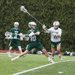 Boys Varsity Lacrosse beats Grosse Pointe North 19 – 1