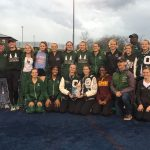 Girls Track Team Wins OAA League Championship Meet