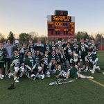 Boys Lacrosse OAA Red Champions