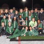 Girls Track Team Wins 3rd Consecutive MHSAA Regional Title!
