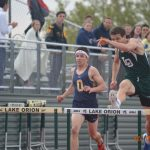 Men's Track and Field 2nd at Regionals – 5 qualify for State Meet