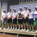 History! LOHS boys golf team wins first state title