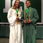 Fisher, Nuss named LOHS 'Athletes of the Year'