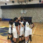 Southlands Christian Schools Girls Varsity Basketball beat Eastside Christian High School 26-11