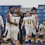 Southlands Basketball defeats Webb 65-60