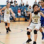 Lady Eagles Take On La Verne Lutheran