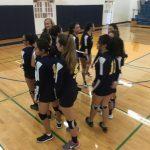Girls Volleyball Wins Season Opener