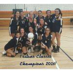 Eagles Win Pacifica Christian Tournament!!!
