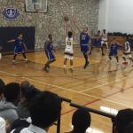 Southlands Christian Boys Varsity Basketball beat Garey High School 74-52