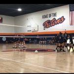 Girls Volleyball- September 2017