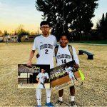 Boys Soccer Clinch Express League Title