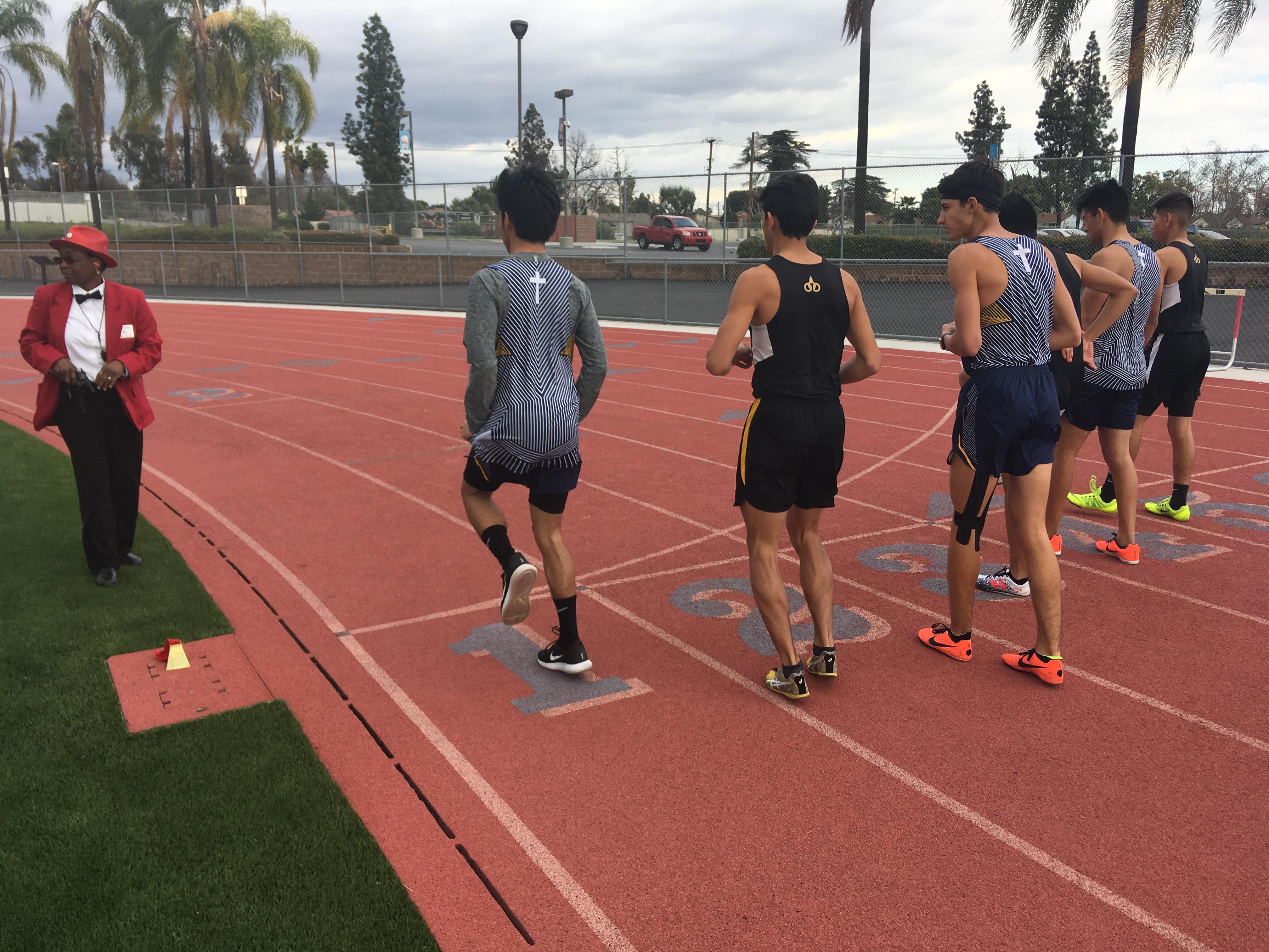 Track Team Begins Season