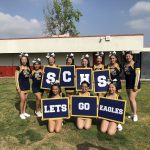 Cheer Wins SHARP Competition!