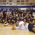 Girls Volleyball Wins Tournament