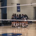 Volleyball kicks off the season vs Western Christian