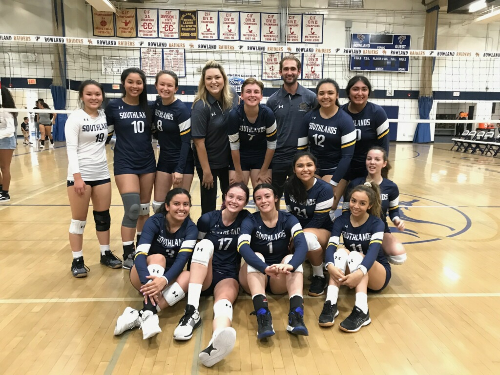 Southlands Christian sweeps Rowland High School!