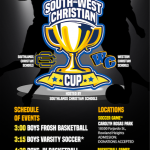 1st Annual South-West Christian Cup!