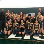 Girl's Basketball competes in the 2019-20 Cougar Classic Tournament