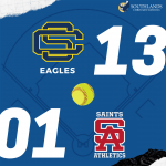 Lady Eagles come up with a big team win over Santa Ana HS to open the season