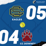 Lady Eagles Hold Onto Victory As Calvary Chapel Almost Erases 4-Run Deficit