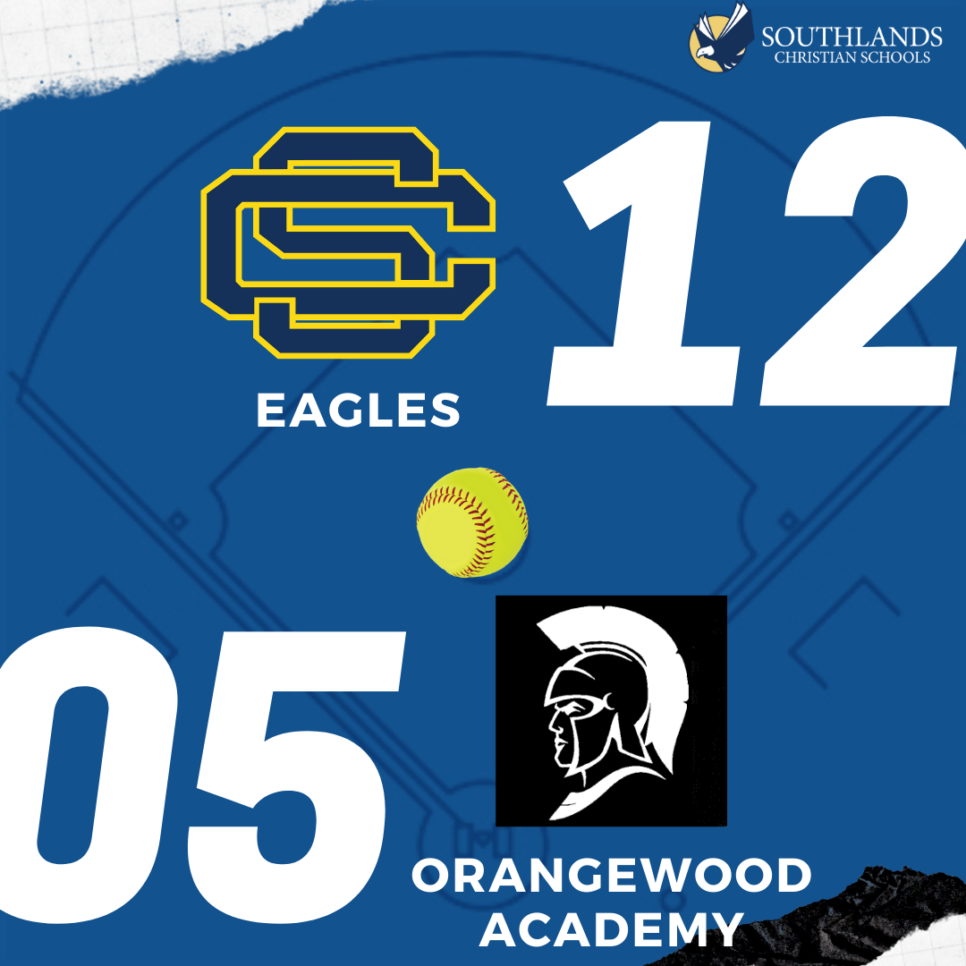 Eagles Grab Lead In Sixth Inning For Victory Over Orangewood Academy