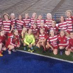 Salado High School Girls Varsity Soccer beat Academy High School 7-0