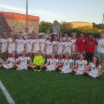 Girls Soccer Wins 2-1 over Giddings!