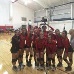 Varsity Volleyball Wins Silver Bracket in Wimberley Tournament!!!