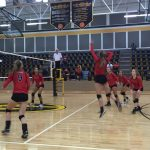 Eagle Volleyball Wins at Gatesville Tournament
