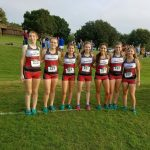 Lady Eagle XC Runs Well in Temple Pro-Fit Invitational