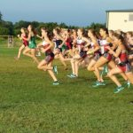Lady Eagles compete at Liberty Hill