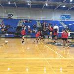 Salado Volleyball Sweeps Lampasas