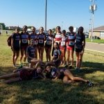Lady Eagles Compete at Gatesville XC Meet