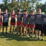 Salado High School Boys Varsity Cross Country finishes 3rd place