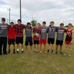 Salado High School Boys Varsity Cross Country finishes 1st place