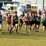 Salado High School Boys Varsity Cross Country finishes 6th place