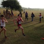 Salado High School Boys Varsity Cross Country finishes 36th place