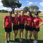 Salado High School Girls Junior Varsity Golf finishes 2nd place