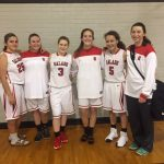 Girls Sub-Varsity Tournament in Gatesville