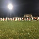Salado High School Boys Varsity Soccer beat Florence High School 4-2