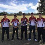 Salado High School Boys Varsity Golf finishes 2nd place