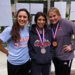 Stephanie Mancilla Sixth at State Power Lifting Meet