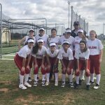 JV Lady Eagles Softball takes home 3rd place in Troy Tournament
