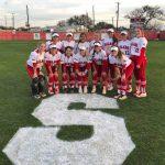 Lady Eagles Softball splits with Burnet