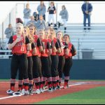 The Lady Eagles take care of business in Leander Glenn