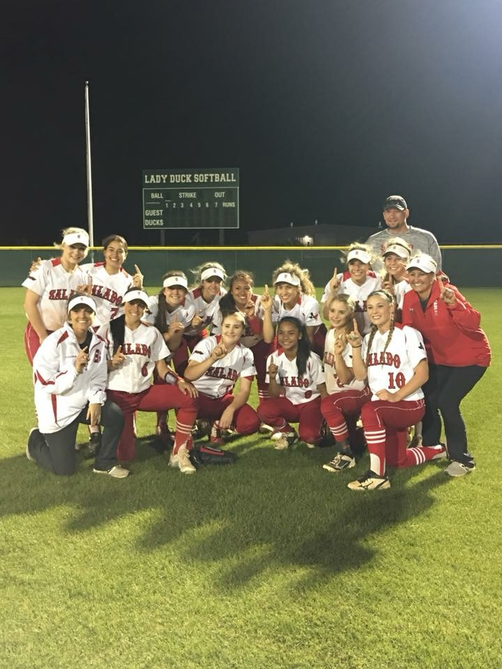 SALADO LADY EAGLES WIN FIRST DISTRICT CHAMPIONSHIP IN PROGRAM HISTORY!!!!!!!!!!!!!!!!!!!!!!!!!!!!