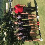 Girls Varsity Golf finishes 2nd place at Region 3 Tournament