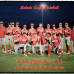 Boys Varsity Baseball beats Lampasas 1 – 0